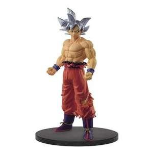 Banpresto Figura Son Goku UItra Instinct Dragon Ball Super 19cm