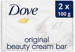 6x100gr Dove Original Jabón en Pastilla (Recurrente)