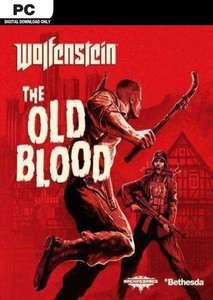 WOLFENSTEIN: THE OLD BLOOD [KEY STEAM]