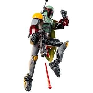 Figuras de acción de Star Wars Para Niños, figuras de acción de Boba Fett, Sandtrooper, Stormtrooper, Darth Vader, Chewbacca,..
