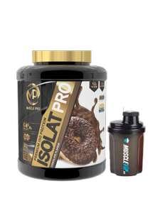 2kg de proteínas ISO + Mezclador de regalo (varios sabores)