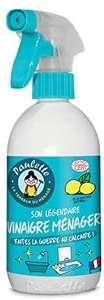 vinagre con limón, multifuentes, auténtico y natural, Ecocert, descalcificador, 500 ml