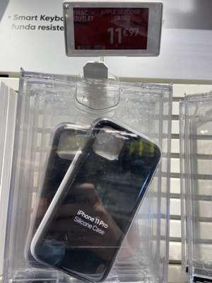 Funda IPhone 11 PRO Silicone Case original en Fnac Puerto Venecia (Zaragoza)