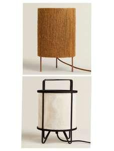 Lámparas De Mesa Zara Home