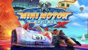 Mini Motor Racing X en oferta en la tienda de Oculus.