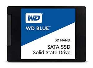 """Western Digital WDS100T2B0A WD Blue 1TB 3D NAND Internal SSD 2.5"""" SATA"""