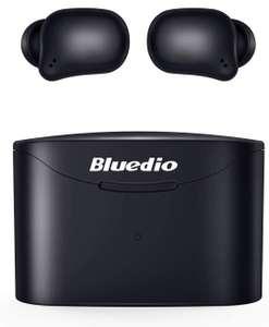 Bluedio - Auriculares Inalámbricos Estéreo In-Ear Bluetooth