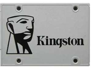 "Disco duro SSD 480 GB - Kingston SSDNOW UV400, 2.5"", Controlador Marvell"