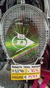Raqueta de tenis Dunlop Juniors Series