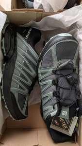 Zapatillas GTX Salomon al 50% en el Corte Inglés de Pozuelo