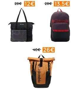 Preciazos en mochilas COLUMBIA