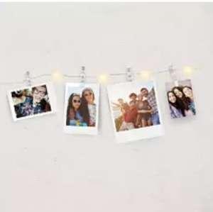 Guirnalda LED - Clener, Con pinza para fotos