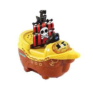 Barco Pirata para bañera VTech