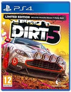 Dirt 5 - Edición Exclusiva Amazon Plataforma : PlayStation 4