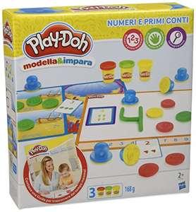 Play-Doh - Modela y aprende números y Cuentas