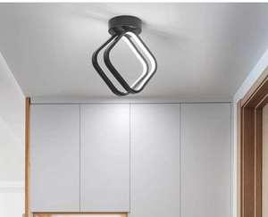 Osairous Lámpara de Techo LED de 2800 hasta 8000K