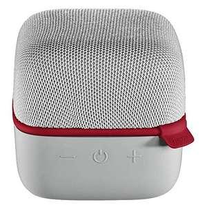 Hama - Mini Altavoz Bluetooth , 5w , Gris y rojo