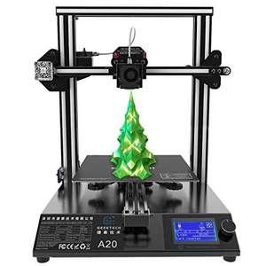 Impresora 3D GEEETECH A20 Prusa I3