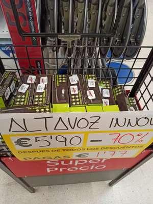 Altavoz Innova wireless con lector de tarjetas (Carrefour Móstoles)