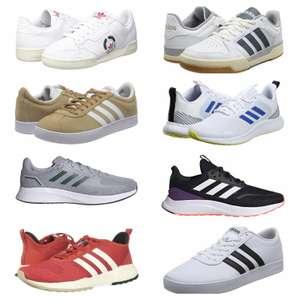 Zapatillas Adidas hombre por -40€. Tallas sueltas.