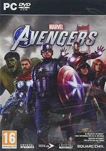 Marvel's Avengers - PC (Edición Estándar)