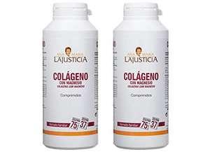 Ana Maria Lajusticia - Colágeno con magnesio – 900 comprimidos