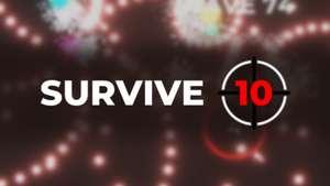 Videojuego Survive 10 GRATIS!