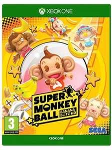 Super Monkey Ball Banana Blitz HD (Xbox One)