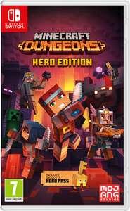 GRATIS :: Minecraft Dungeons (Nintendo Switch Online, 18 al 24 de agosto)