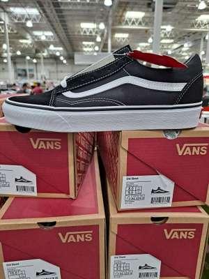 Vans OLD SKOOL - Sneaker - Black/White