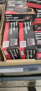 Batería 2 Ah más cargador en Lidl Oportunidades de Alcalá de Henares