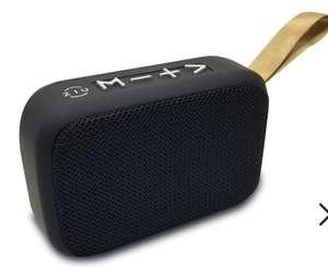 Altavoz Portátil ZIU Z20 con Bluetooth - Negro