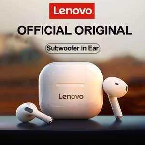 Lenovo-auricular inalámbrico LP40 TWS