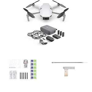 DJI Mavic Mini Combo - Dron Ultraligero y Portátil + Kit Creativo DIY + Soporte de Hélice para Mavic Mini, Beige