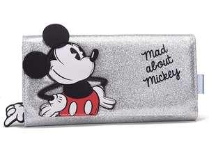 Cartera Disney, Mad About Mickey Dim. 18 x 10 x 2.5 cm