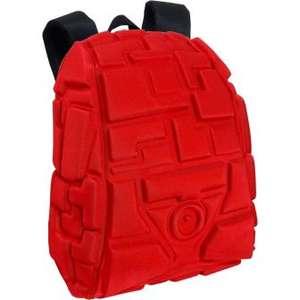 Mochila Compacta Tetris Eva 3D Roja