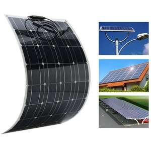 Panel solar de 100W 18V desde España