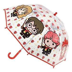 Paraguas Transparente de Harry Potter