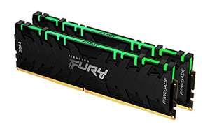 Memoria Kingston FURY Renegade RGB 16GB (2x8GB) 3600MHz DDR4 CL16