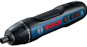 Bosch Go Atornillador a batería, 3.6V, 25 puntas, L-BOXX Mini
