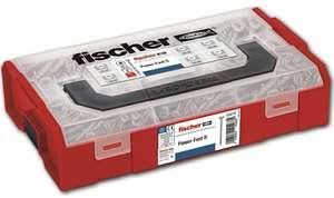 Fischer Surtido de tornillos para madera tornillo FPF (700uds)