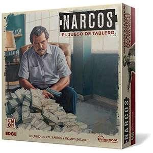 Narcos el juego de mesa solo 33.3€