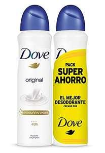 Pack 4 Desodorante Dove, pants talla 6 y más