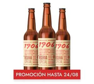 Pack de 12 Cervezas 1906 50 cl