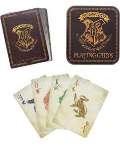 Harry Potter Juego de Cartas con caja metálica