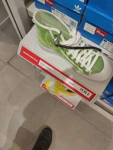 Adidas nizza high (outlet Madrid ) en el Style Outlet de San Sebastián de los reyes