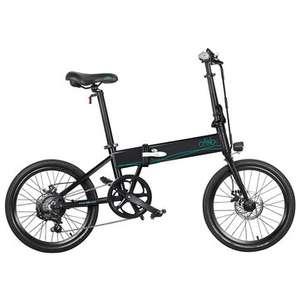 Bicicleta eléctrica Fiido D4S 80km autonomía. 250w, 10amp, 19kg.