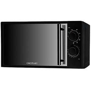 Microondas Cecotec All Black por 43,18€ (Amazon y Carrefour)