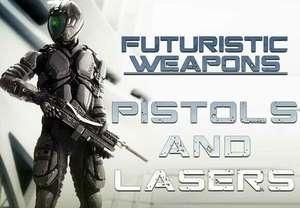 Packs de efectos de sonido sci-fi para videojuegos, animaciones, YouTube, etc.