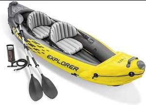 Kayak hinchable Intex Explorer k2